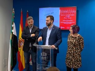 El Palacio de la Isla, la Plaza Mayor y San Juan se convertirán en epicentros navideños de Cáceres