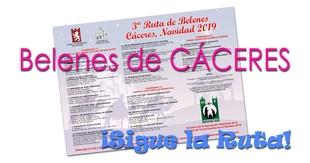 3º Ruta de Belenes de Cáceres