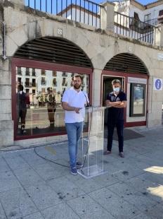 El Ayuntamiento lanza su campaña turística 'Cáceres a dos pasos de ti'