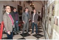 Una exposición itinerante promociona los municipios y los valores de la Reserva de la Biosfera de Monfragüe