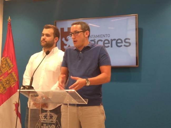 El PSOE de C�ceres asegura que Canal de Isabel II no cumple con la plantilla del contrato de concesi�n