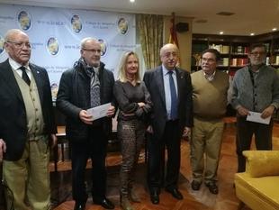 El Colegio de Abogados de Cáceres destina el 0,7 por ciento de su presupuesto anual a cuatro entidades benéficas