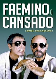 El humor surrealista de Faemino y Cansado vuelve al Gran Teatro de Cáceres este fin de semana