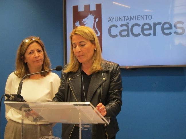 El Ayuntamiento de Cáceres pone en marcha un programa de atención integral a víctimas de violencia de género