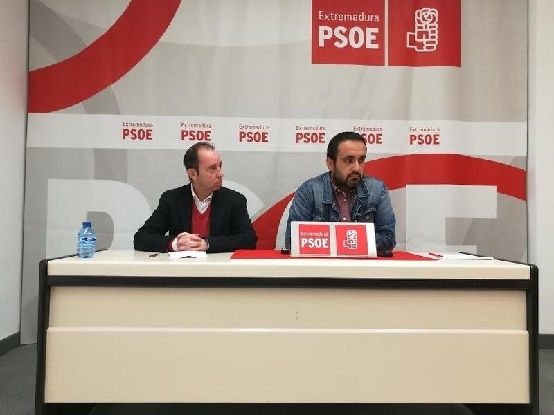 El PSOE cacereño destaca la importancia de la digitalización de expedientes de la Guerra Civil y de la Dictadura