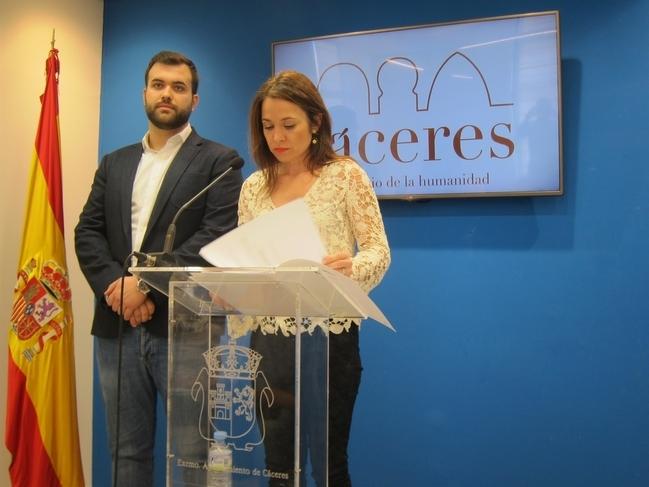 El PSOE de Cáceres califica de