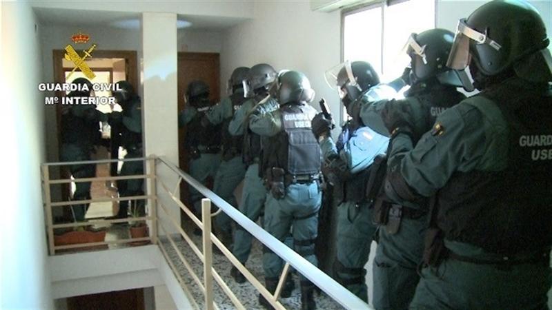 Recuperan efectos de un centenar de robos en Cáceres y otras provincias tasados en más de 3 millones de euros