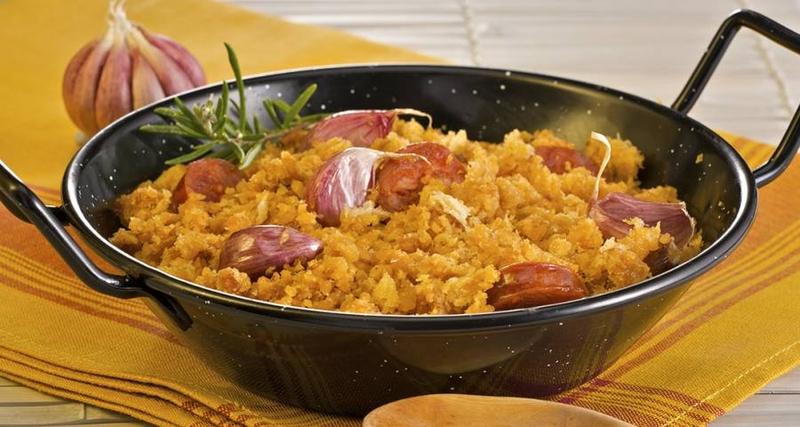 Arranca en Cáceres la 'I Ruta de las Migas Cacereñas' para impulsar la gastronomía tradicional de la ciudad