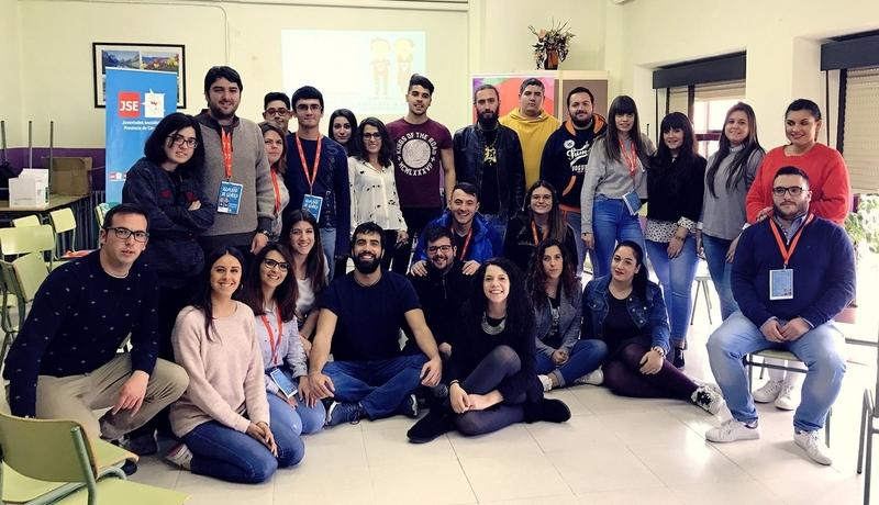 Juventudes Socialistas de Cáceres solicita un pacto contra la violencia machista en Extremadura