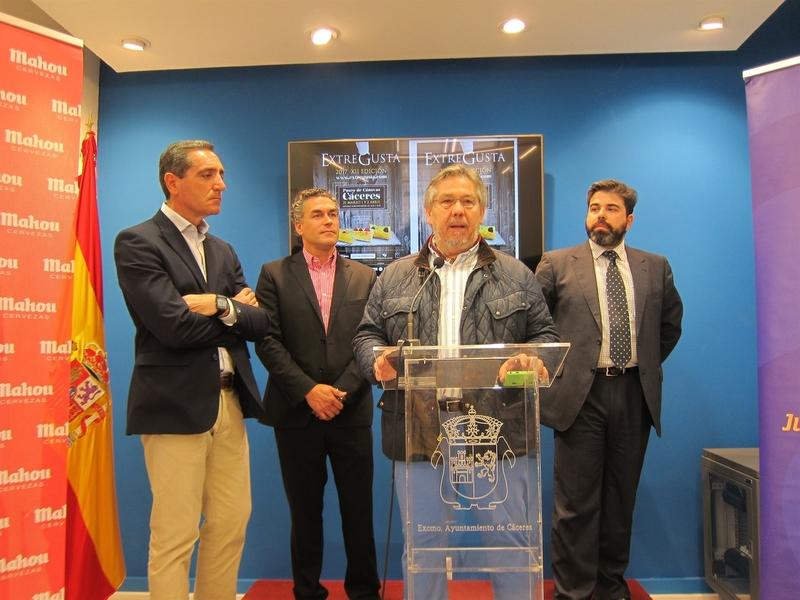 Extregusta llega a Cáceres este fin de semana con 23 expositores y la colaboración de la asociación de cocineros