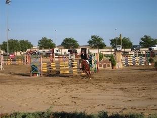 El Concurso Nacional de Saltos de Cáceres, que cumple 74 años, vuelve al recinto hípico este fin de semana