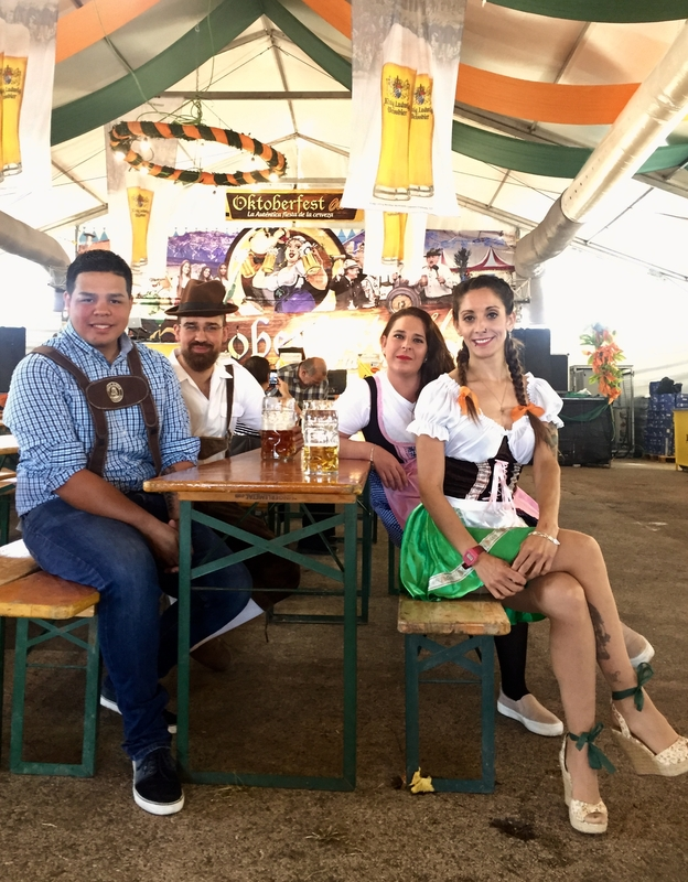 Alemania desembarca en la Feria de Cáceres con la Oktoberfest Olé!