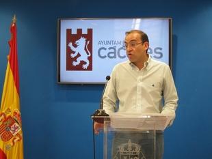 El Gobierno de Cáceres lamenta que la licitación del estudio del impacto ambiental del aeródromo llega