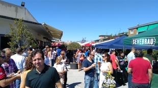 Cáceres prepara ya la IV Feria Internacional de Cerveza Artesanal con Portugal como país invitado