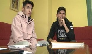 Dos alumnos del IES Norba Caesarina de Cáceres salvan la vida a un compañero que sufrió una parada cardiorrespiratoria