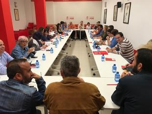 El PSOE de Cáceres muestra su respaldo a Sánchez y remarca que el partido