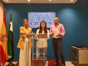 Cáceres realizará un estudio sobre la ludopatía en los jóvenes para proponer mejoras normativas