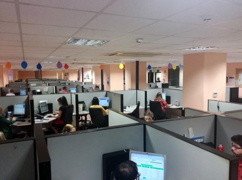 La empresa Atento cumple 18 años en Cáceres