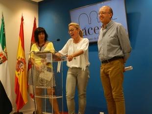 El Ayuntamiento de Cáceres renueva su compromiso con Fundación Acción contra el Hambre con una dotación de 26.540 euros