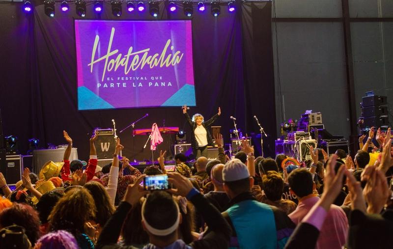 Malena Gracia será la pregonera del Festival Horteralia de Cáceres en el que actuarán Joe Crepúsculo y 'Las Chillers'