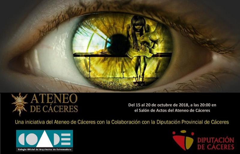 Jornadas sobre la violencia de género en el Ateneo de Cáceres