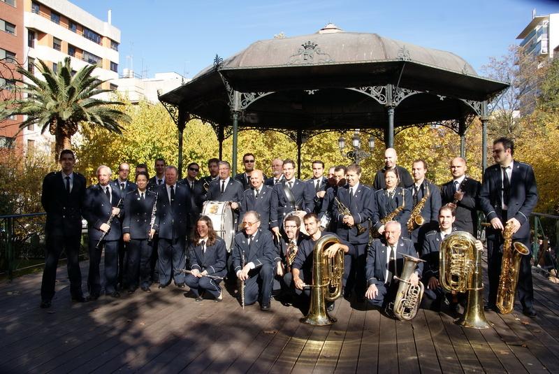 Cáceres concede la Medalla de la Ciudad a la Banda Municipal de Música