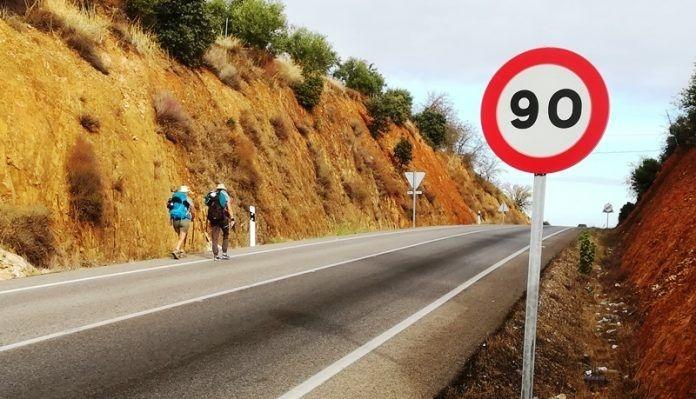 Natura 2000 denuncia mala señalización del Camino de Santiago a su salida de Cáceres