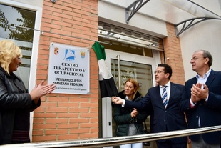 Inaugurado en Cáceres en nuevo centro de la Asociación AFTEA