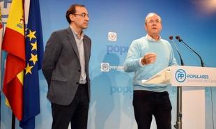 Monago asegura que Vara no va a construir la segunda mitad del hospital de Cáceres