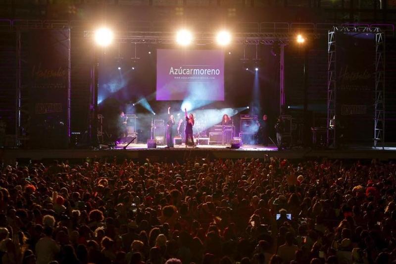 Horteralia reúne en el Multiusos a 3.500 personas y se posiciona como festival de referencia en España