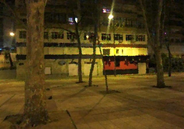 Los Hosteleros de la Madrila de Cáceres han dado un paso adelante en la relación con sus vecinos