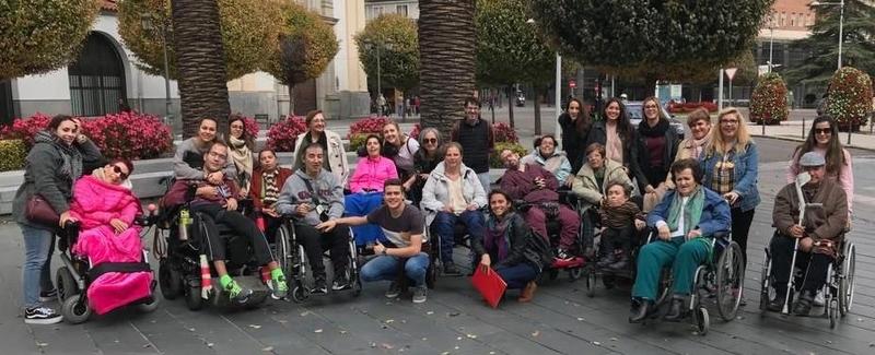 COCEMFE CÁCERES finaliza el Programa de Voluntariado 2018 ''Capacítate V''