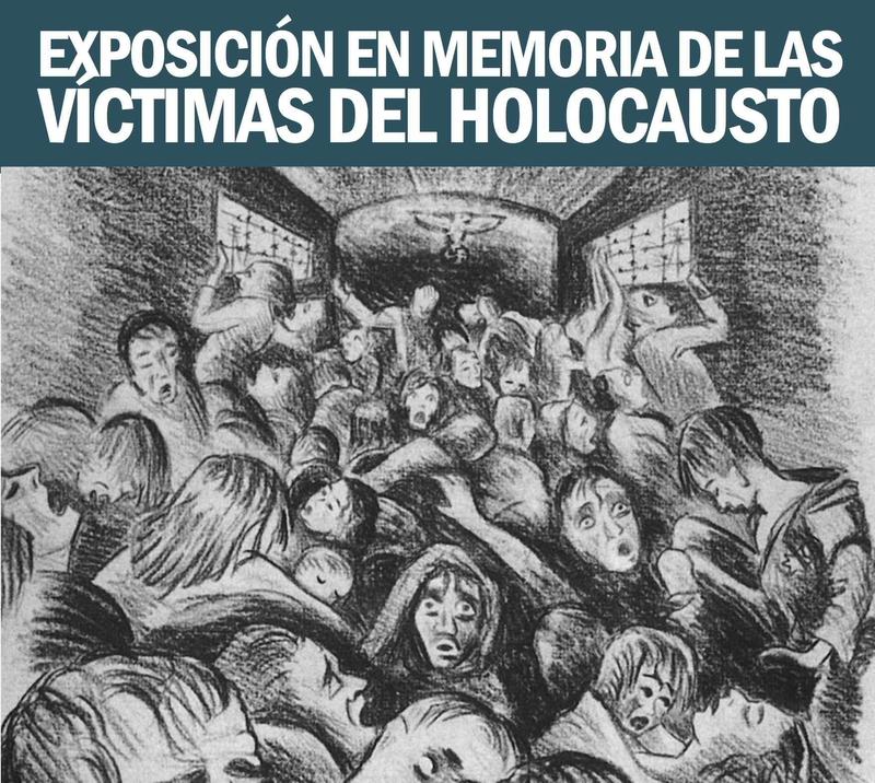 La 3ª Semana en Memoria de las Víctimas del Holocausto se celebrará del 21 al 28 de enero