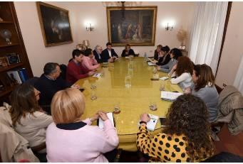 La Diputación, en diálogo con las mancomunidades, prepara el Plan Activa Mancomunidades para la creación de empleo