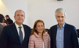 Monago y Suárez defienden la Constitución ante las graves cesiones al independentismo