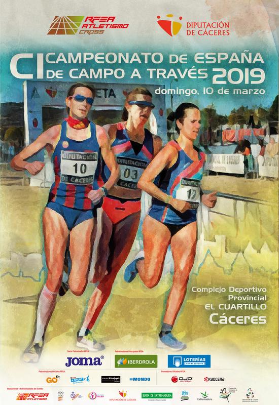 El Complejo deportivo provincial El Cuartillo, preparado para acoger el CI Campeonato de España de Campo a través