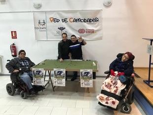 V edición del Torneo de Futbolchapas inclusivo