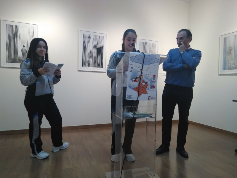 La Concejalía de Cultura celebra el Día de la Poesía con múltiples eventos durante todo el mes