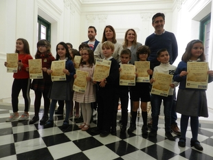 Premiados del Concurso de Dragones San Jorge 2019