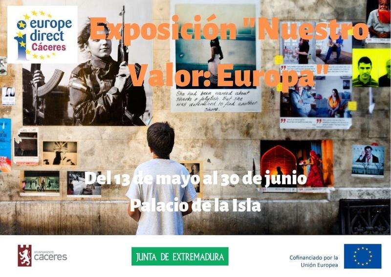 El Palacio de la Isla acoge la exposición fotográfica 'Nuestro valor: Europa'