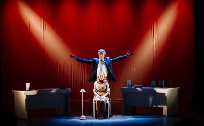 """""""Humo"""" en el Gran Teatro de Cáceres"""