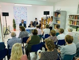 El Ayuntamiento de Cáceres celebra el mes de las personas mayores