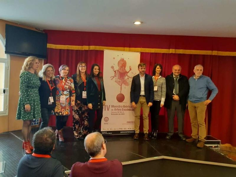 La consejera de Cultura apuesta por trabajar la cooperación transfronteriza a través de los profesionales de la cultura