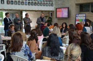 Cáceres, segunda parada de los programas Cultura Emprendedora del curso 2019/2020