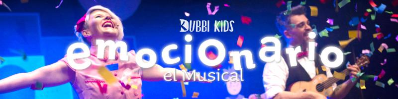 Llega a Cáceres la adaptación musical del best seller  Emocionario