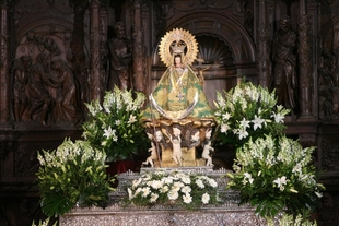 El Ayuntamiento de Cáceres lamenta que la bajada de la Virgen de la Montaña se tenga que posponer al mes de octubre