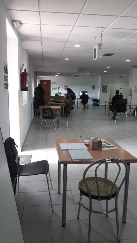 El albergue para personas sin hogar estará abierto las 24 horas