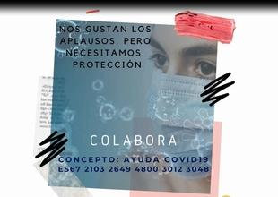 Rotary Cáceres se suma a la lucha contra el covid-19
