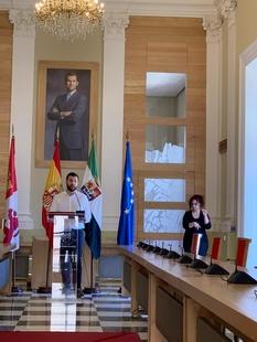 El Alcalde destaca el trabajo de Recor como ejemplo de organización y funcionamiento de voluntariado en tiempos de crisis