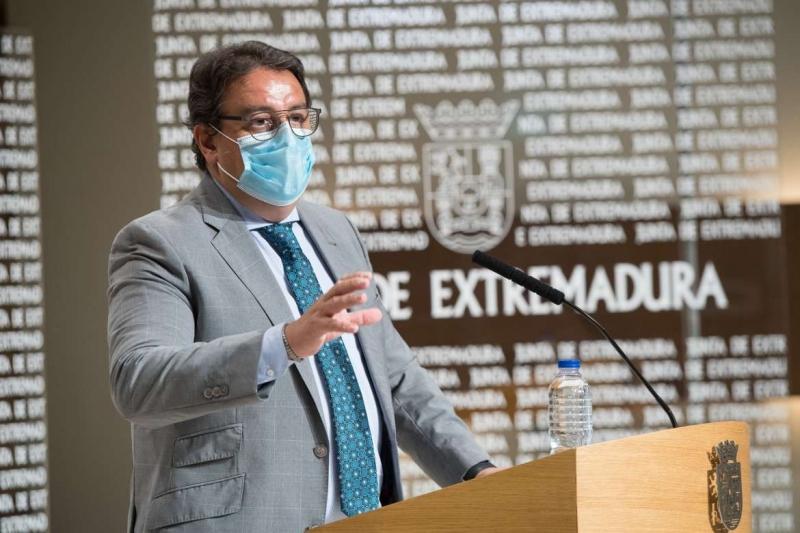 El Área de Salud de Cáceres notifica 64 casos sospechosos